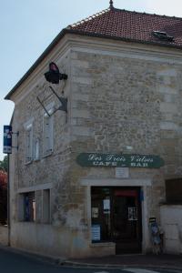 Café de la Gare - Les Trois Valses à Butry-sur-Oise